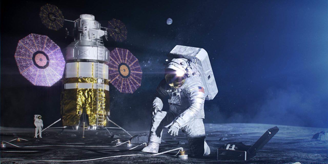 NASA selecciona 10 proyectos para vivir en la Luna
