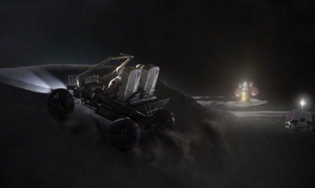 Las compañías del programa Artemisa de la NASA