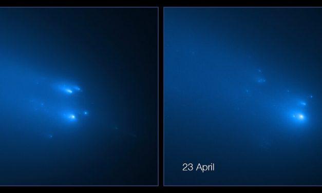 La decepción del cometa ATLAS: ¿Qué sucedió?