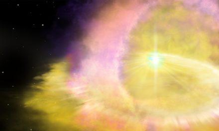 Observan la supernova más brillante hasta la fecha