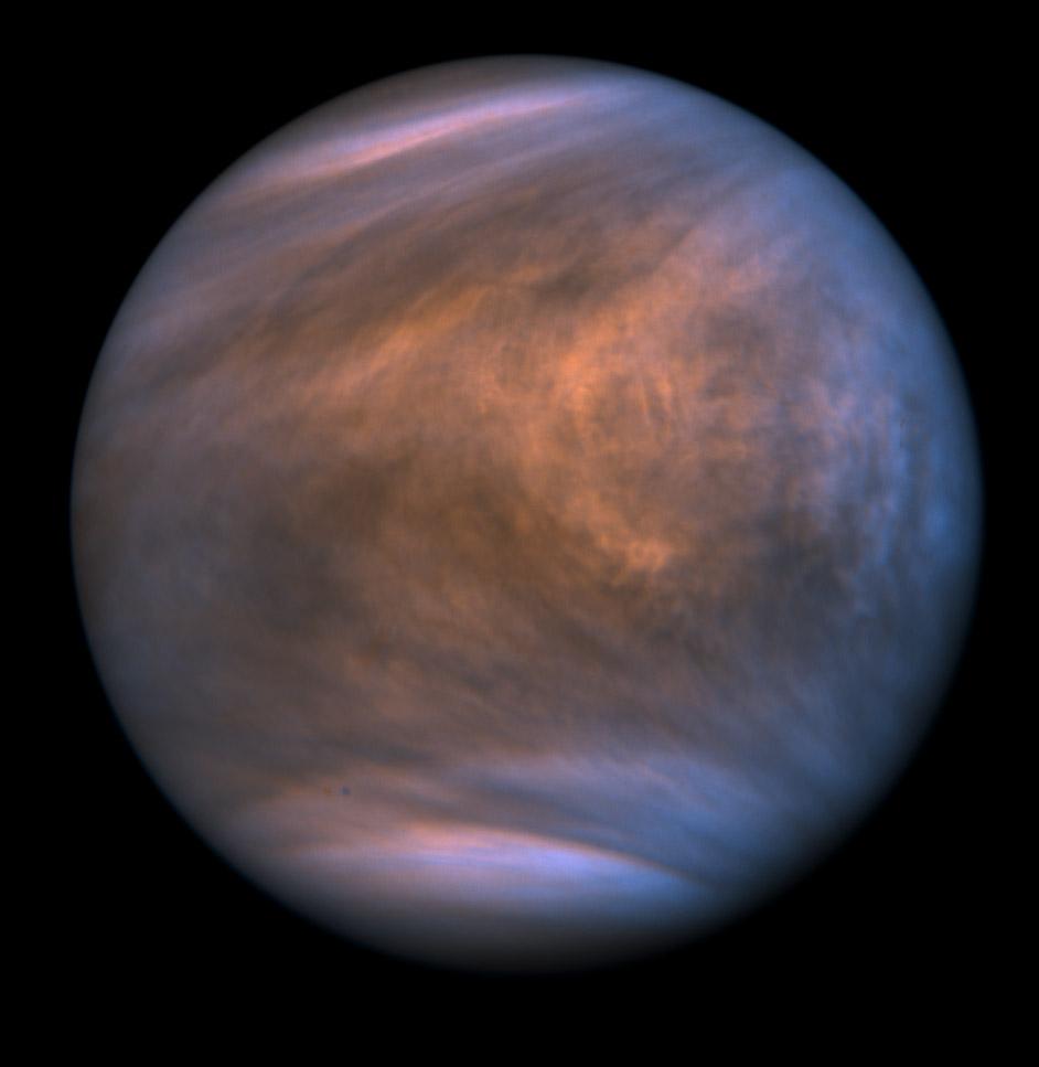 Descubren posibles señales de vida en Venus