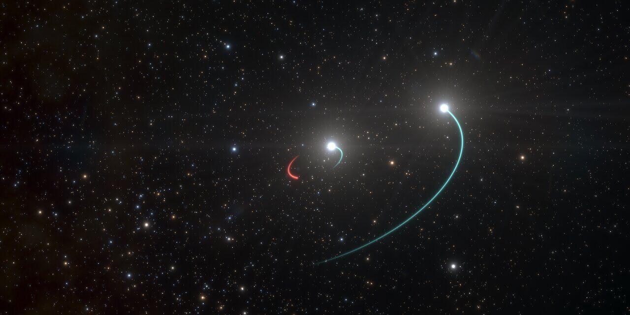 Descubren el agujero negro más cercano a la Tierra