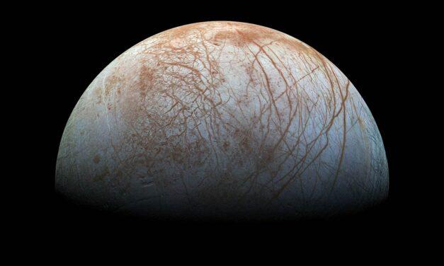 El océano de Europa podría ser habitable