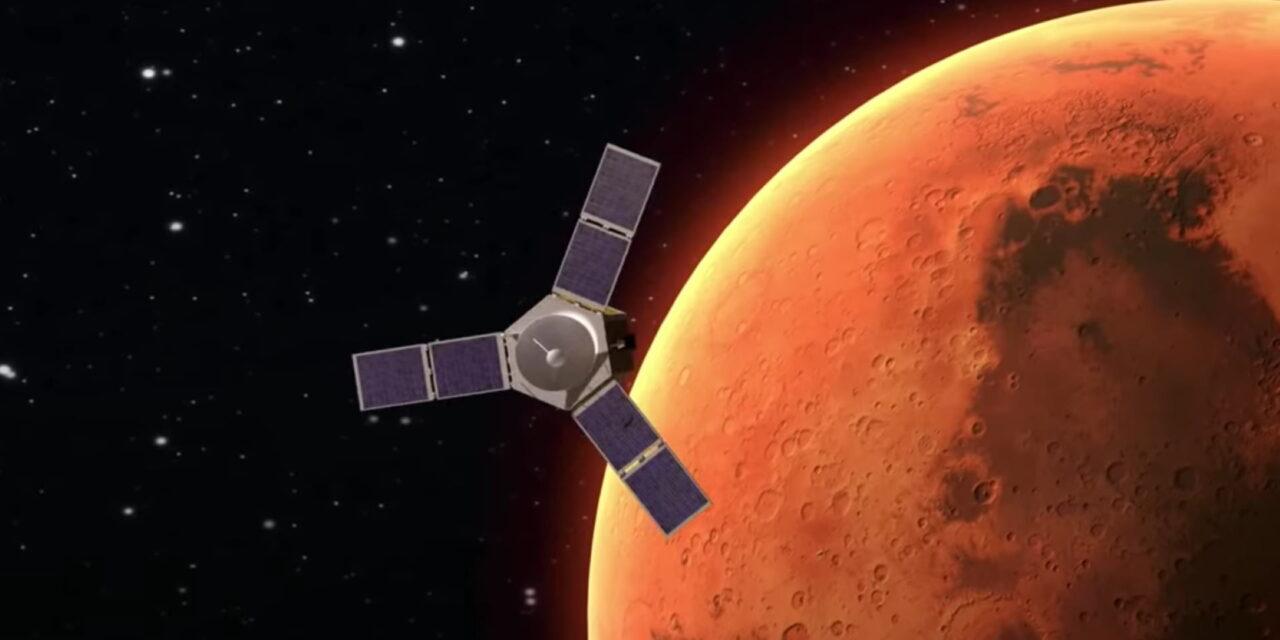 Hope Mars: La primera misión de Emiratos Árabes a Marte