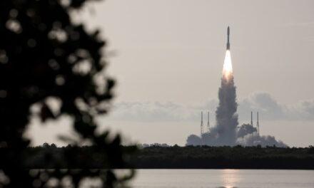 El róver Perseverance ya está de camino a Marte