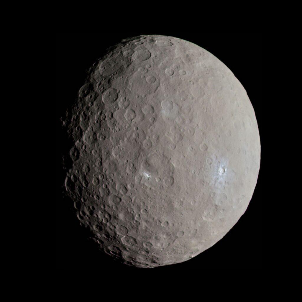 Episodio 05 de Las joyas del Sistema Solar: El cinturón de asteroides