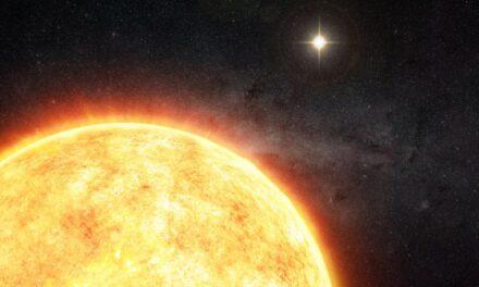 El Sol pudo estar en un sistema binario en su infancia