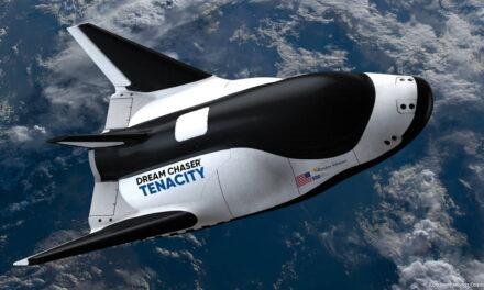 Tenacity, la primera Dream Chaser de Sierra Nevada Corp