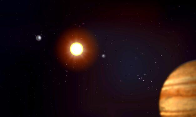 Las supertierras con atmósfera están protegidas por mundos como Júpiter