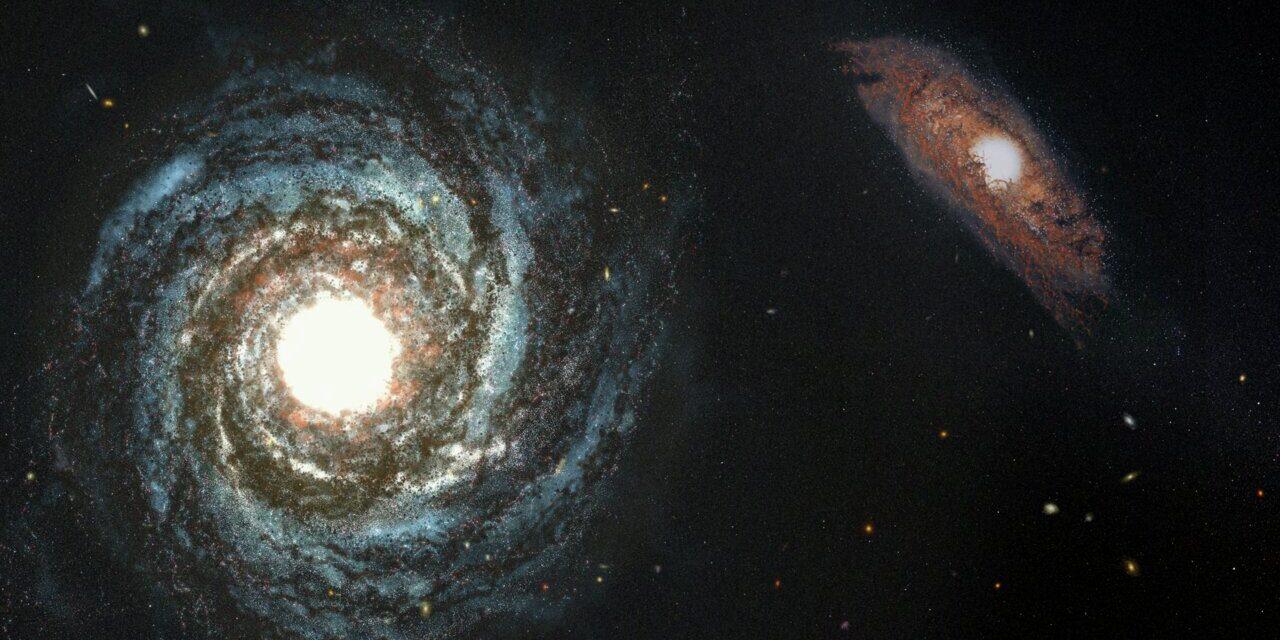 El telescopio Webb verá galaxias ocultas en quásares