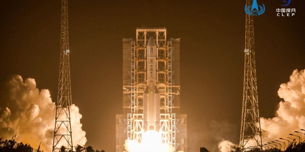 China enviará su primera tripulación a Tianhe en junio
