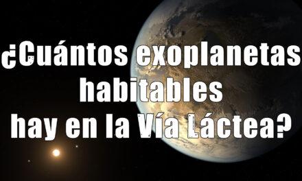 Los planetas habitables de la galaxia y Astrobitácora 2×05