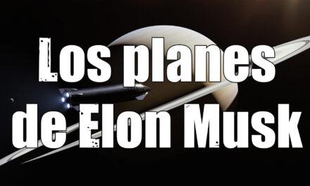 Los planes de Elon Musk y Astrobitácora 2×08