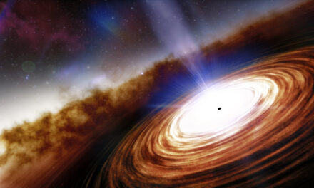 Descubren el quásar más distante observado hasta ahora