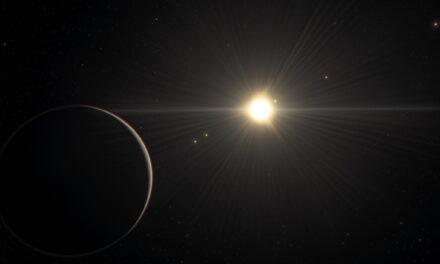 TOI-178: Un desconcertante sistema de seis exoplanetas