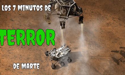 Siete minutos de terror y Joyas del Sistema Solar 1×15