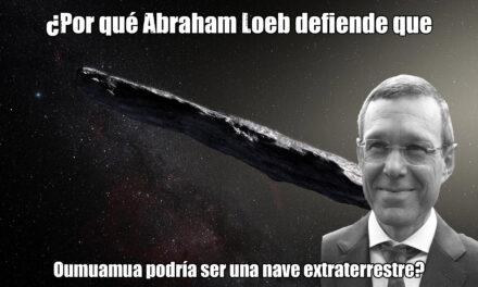 Avi Loeb, el origen de Oumuamua y Astrobitácora 2×11
