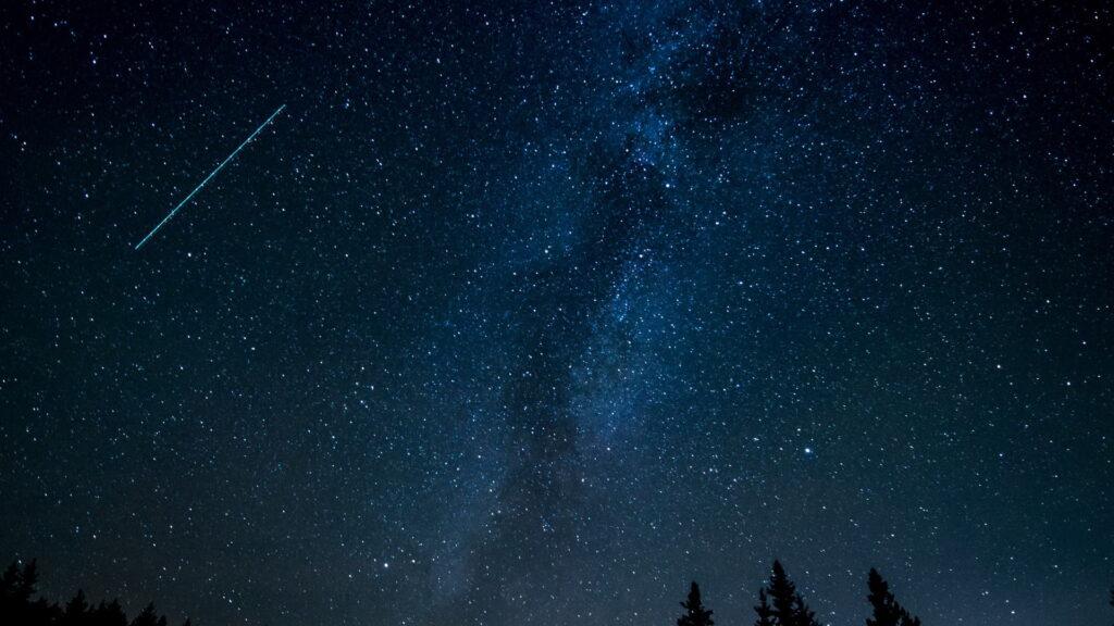 Las lluvias de estrellas pasarán más desapercibidas en el calendario astronómico de octubre de 2021, a diferencia de otros meses.