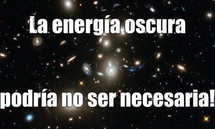 La necesidad de la energía oscura y Astrobitácora 2×15