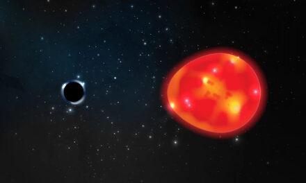 El unicornio: el agujero negro más cercano a la Tierra