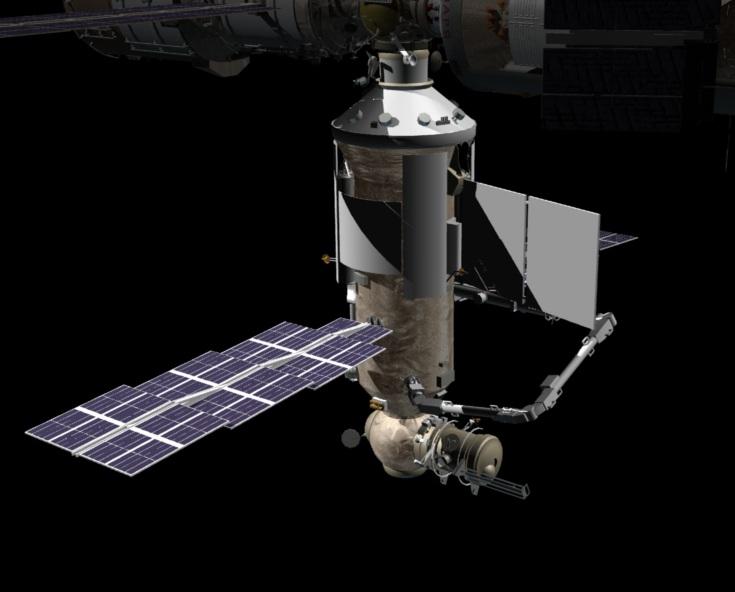 El módulo ruso Nauka pone rumbo a la Estación Espacial Internacional