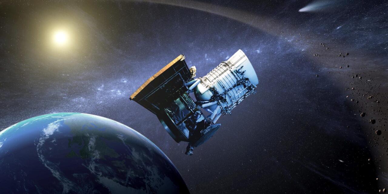 La misión de NEOWISE se prolonga dos años más