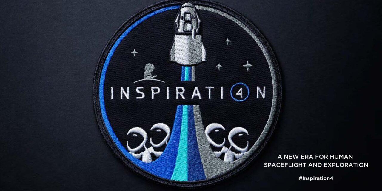 La misión Inspiration4 despegará el 15 de septiembre