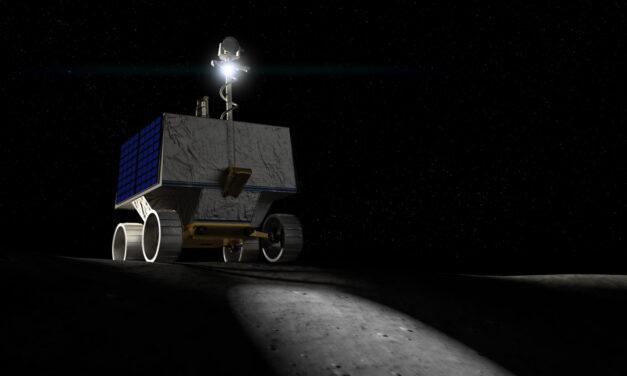El róver VIPER ya tiene lugar de aterrizaje en la Luna